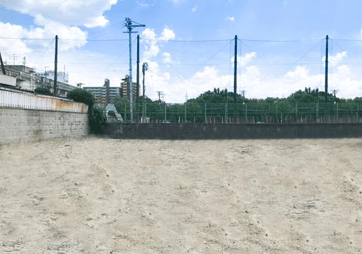 現地写真 - 羽曳野市高鷲 分譲地販売開始 - ライクイット